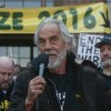 Tommy Chong speaks at 2015 Hash Bash