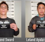 2 young dopes with 20 pounds of weed get so paranoid they call cops on themselves *VIDEO*