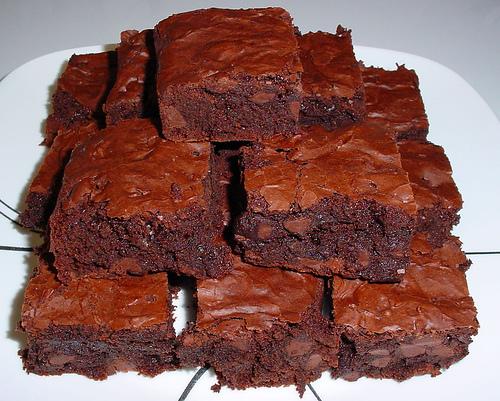 Ganja Brownies