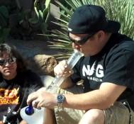 Hemp Beach TV Episode 133 Retakes & Chillin Poolside with Jonny B. & The 420 Comic