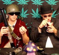 Hemp Beach TV Episode 151 HAPPY HALLOWEEN 2011 in HD!