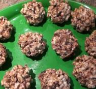 Munchie Minute Ep34 Popcorn Balls