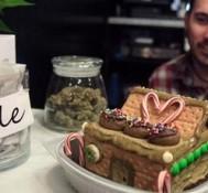Merry marijuana: US dispensary gets into the Christmas spirit