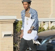 Wiz Khalifa – Wiz Khalifa Cautioned For Marijuana Possession