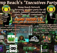 Hemp Beach TV CHAMPS & Executives Party 2 Info & Video 2012