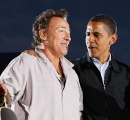 Bruce Springsteen Slips 'Marijuana' Into Obama Song