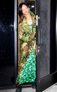 rihanna wearing a marijuana dress hbtv hemp beach tv