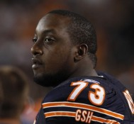 Chicago Bears J'Marcus Webb facing marijuana possession charge after traffic stop in Illinois