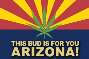 Arizona Medical Marijuana Flag hbtv hemp beach tv