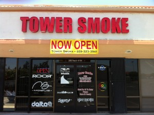 Tower Smoke 03