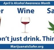 Legalization advocates spring for 'marijuana is safer' billboard in Portland