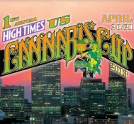 1st Annual High Times Cannabis Cup Will Be Held in Denver on April 20th, 2013
