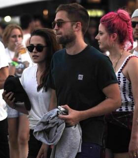 Kristen Stewart Smoked Marijuana Joints at Coachella Festival hbtv hemp beach tv