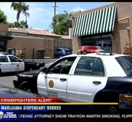 Marijuana dispensary robbed in Ocean Beach