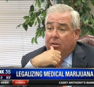 High profile Orlando attorney seeds medical marijuana fight