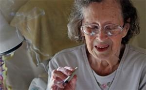 senior smoking weed hbtv hemp beach tv