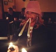Rihanna boldly promotes legalising marijuana while smoking 2 HUGE joints Hemp Beach is proud of!