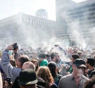 Monthly marijuana protest to continue at Liberty Bell June 30th