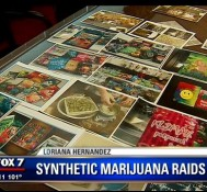 Federal agents conduct synthetic marijuana raids in Austin Texas