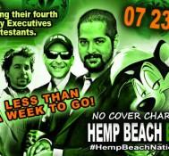 Hemp Beach TV Episode 236 CHAMPS Training 2013!