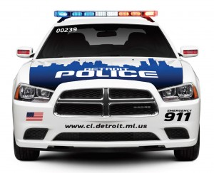 detroit police car hbtv hemp beach tv