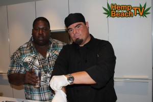 Dj Chef Fred Cannabis Catering Hemp Beach Executives Party 4