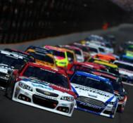 Marijuana ad pulled from jumbotron at NASCAR Brickyard 400