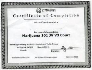 marijuana certificate hemp beach tv hbtv