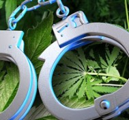 Marijuana arrests continue as public view shifts