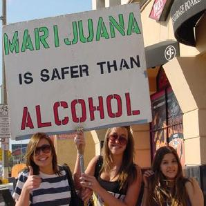 marijuana is safer then alcohol hbtv hemp beach tv