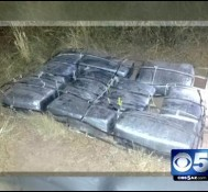 Plane drops 9 bundles of marijuana in AZ