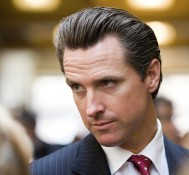 Gavin Newsom believes California should legalize marijuana