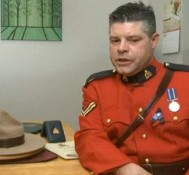 Legal pot-smoking RCMP Mountie with PTSD is banned from carrying weapons or driving cruisers