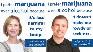 marijuana safer then alcohol hbtv hemp beach tv
