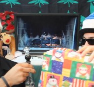 Hemp Beach TV Episode 258 Merry Christmas & Happy Holidays #HempBeachNation 2013!