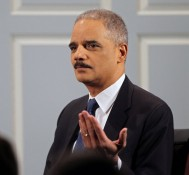 Attorney General Eric Holder Says Legal Marijuana Businesses Should Have Access to Banks