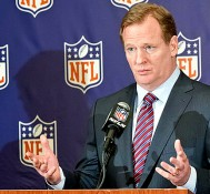 Goodell now says NFL would consider medical marijuana if it helps concussions