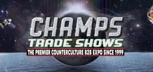 champs trade show hbtv hemp beach tv