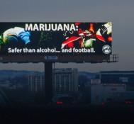 Super Bowl Attracts a Marijuana Message
