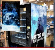 Krayzie Bone vending machines now selling munchies to stoners while they look to buy weed