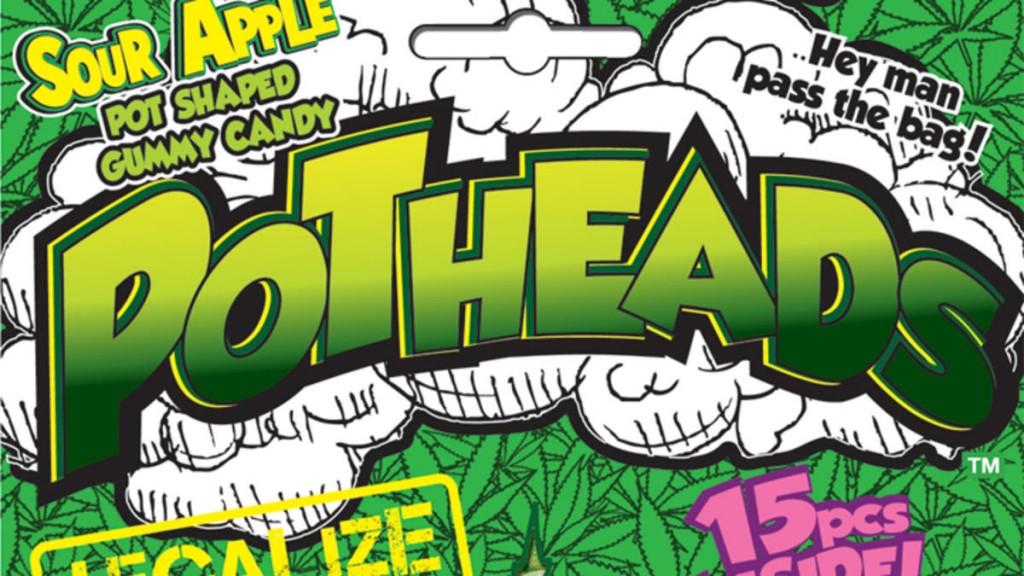potheads candy bag hbtv hemp beach tv marijuana cannabis