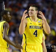 Mitch McGary headed to NBA after testing positive for marijuana