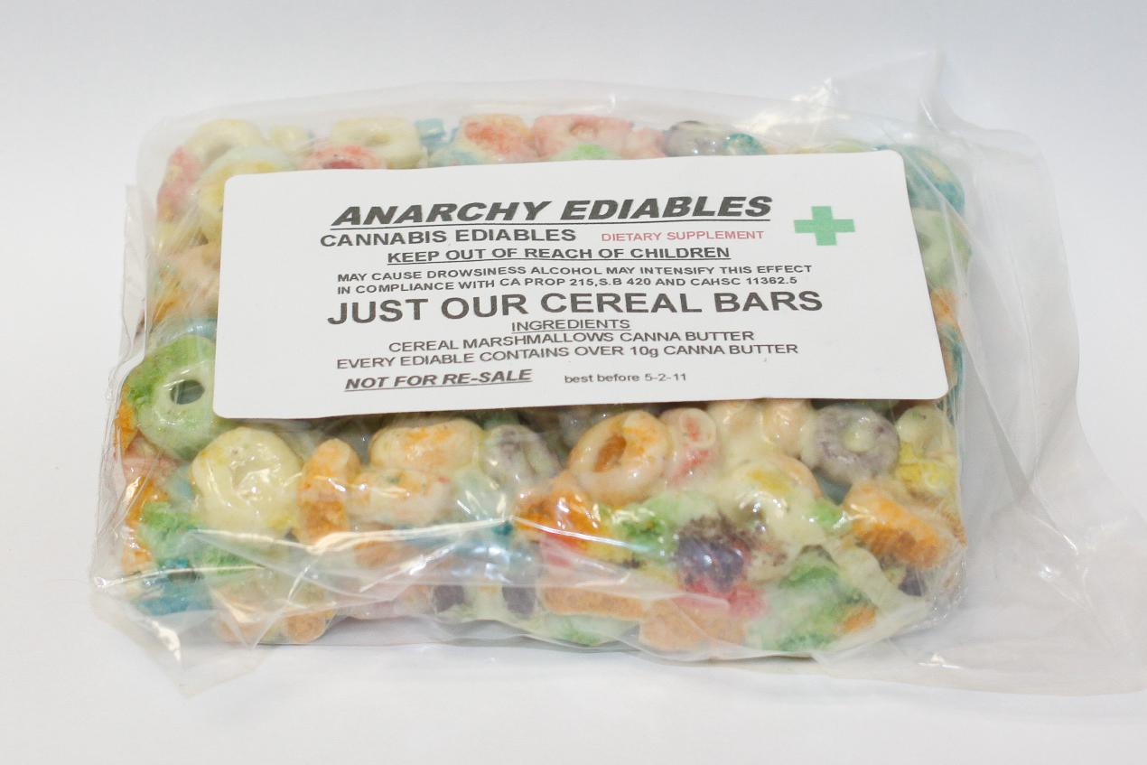 Colorado eyes edibles rules as more people eat pot hemp beach tv colorado edible cereal bar marijuana hbtv hemp beach tv ccuart Image collections