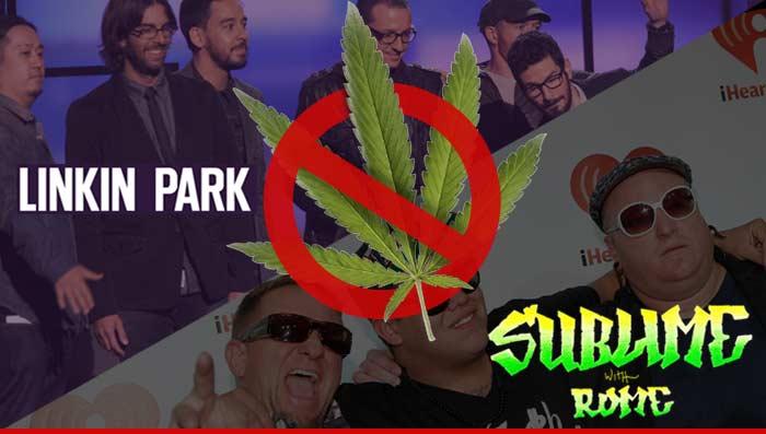 no marijuana linkin park sublime with rome arizona pot hbtv hemp beach tv