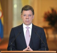 Colombia president supports allowing medical marijuana