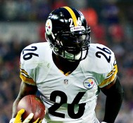 Steelers Running Backs Bell, Blount To Be Charged With Marijuana Possession
