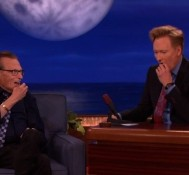 *Video* Conan O'Brien Eats Pot Brownie With Larry King & Andy Richter On Air