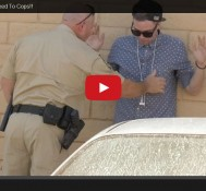 Magician Tries To Sell Weed to a Cop, Hilariousness Ensues *VIDEO*
