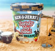 Ben & Jerry's Releases New Stoner Friendly Flavor Inspired By Bob Marley