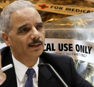 Eric Holder Signals Support For Marijuana Reform Just As He's Heading Out The Door